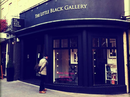 Photo: The Little Black Gallery